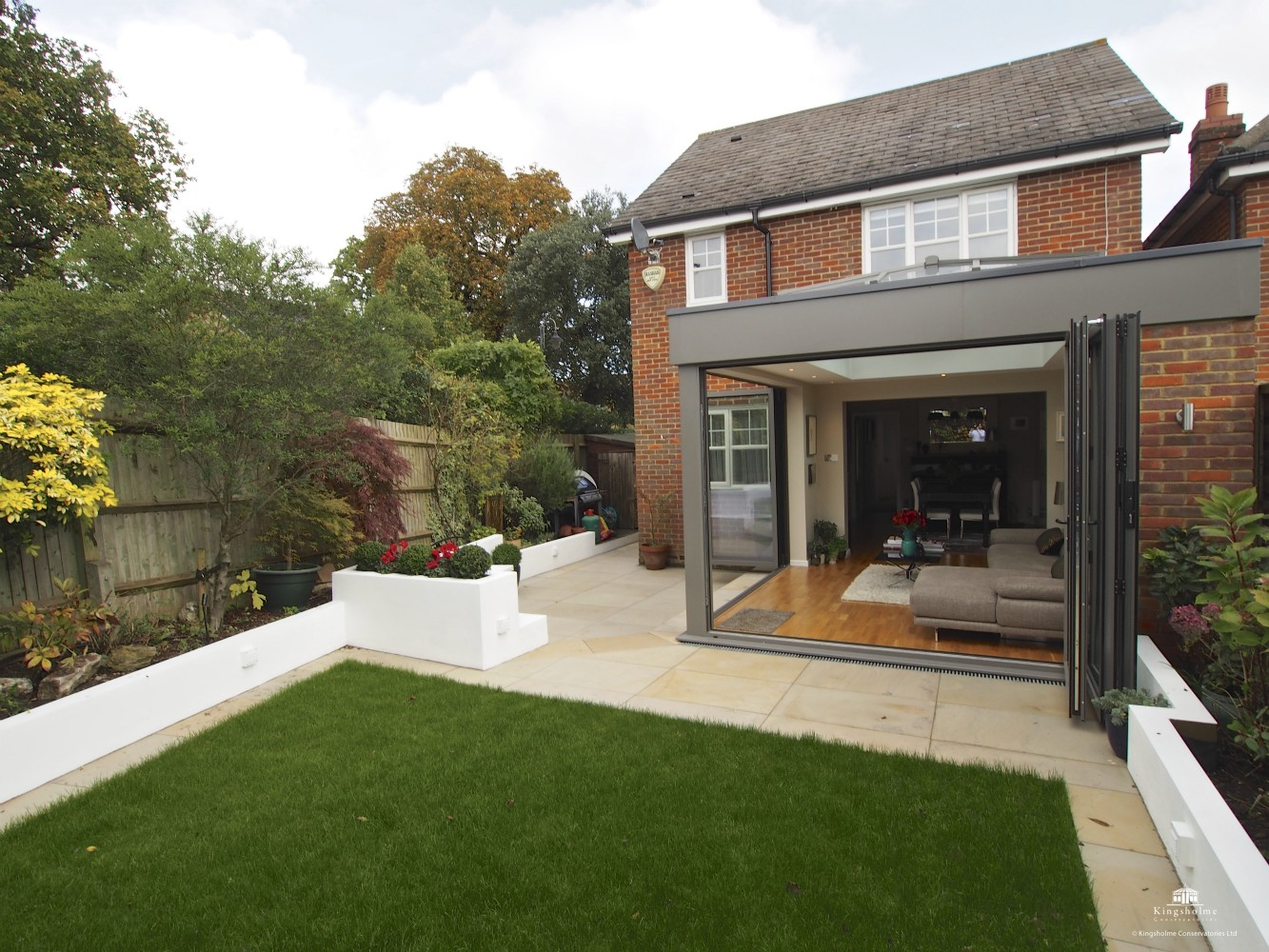 Single multiple storey house extensions more build leeds for Room extension plans